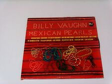 """BILLY VAUGHN*MEXICAN PEARLS**1965*12""""33 RPM LP*MONO* BIG BAND /EASY LISTENING*EX"""