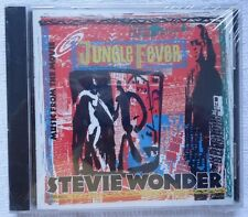 STEVIE WONDER Jungle Fever: Music From The Movie Factory Sealed CD