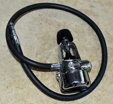 DACOR OLYMPIC BALANCED SCUBA DIVE FIRST STAGE REGULATOR WITH HOSE