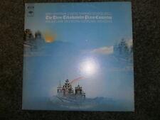 Tchaikovsky three Piano concertos Graffman, Ormandy Szell 2 LP Columbia