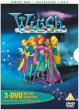 W.I.T.C.H: Series 1 - Volumes 1-3 [DVD] - DVD  IYVG The Cheap Fast Free Post