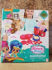 SHIMMER & SHINE SWEET CREATIONS - AGES 5+  NICKELODEON - CHOCOLATE CRAFT