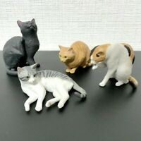 AIP Osamu Moriguchi's Cat Mini Figure NEW Color Full Set Kitan Club Capsule toy