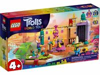 41253 LEGO Disney Trolls Lonesome Flats Raft Adventure 159 Pieces Age 4+