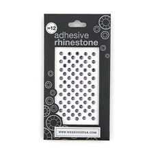 "3mm 1/16"" Adhesive Rhinestone Wedding Favors Decorations"