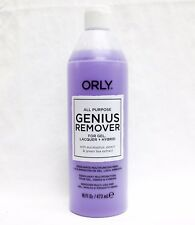 Orly Nail GelFX Gel FX - Genius All Purpose Remover Remove Gel/Polish 16oz/473mL
