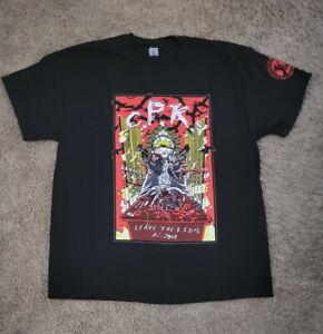 insane clown posse shirt xl Crooked Preacher Killers 30th Anniversary Hells Pit