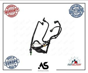 ENGINE FUEL HOSE PIPE HARNESS & PUMP FOR PEUGEOT 206 207 307 1.4 HDI 1574T0