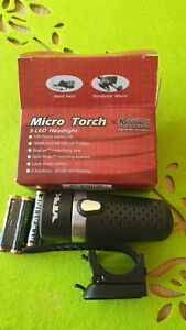 YPK Bright 3 LED Front Cycle Light. Battery Operated. NOS
