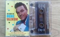 Dickie Valentine The Best Of + Concert Recordings Cassette Tape - TESTED