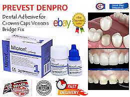 Permanent Tooth Teeth Cement luting veneer Adhesive caps Crown Bridge implants