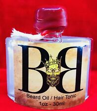 Beard Growth Essenti Oil Conditioner 100% Pure Natural Organic Fruit loop Scent