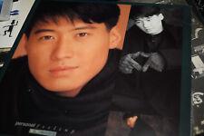 黎明 Leon Lai personal feeling   HONG KONG 12' 1991 W.POSTER INSERT vinyl LP ex