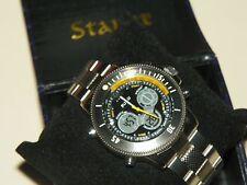 """Men's Stauer """"COLOSSUS"""" Hybrid Watch..Retail:$199.00."""