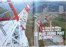 Mag 2003: LE VIADUC DE MILLAU_ERIC CANTONA_JOSE GARCIA_ETRE HOMO EN FRANCE