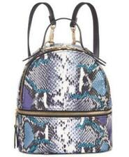Steve Madden Karter Mini Python Print Backpack Convertible