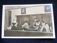 OLD PPC: MUSICEEREND GEZELSCHAP~MUSIC~ EXHIBITION 1936~FOTO: JULIUS OPPENHEIM