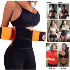 HOT Best Waist Trainer for women Sauna Sweat Thermo Yoga Sports Shaper Belt Gym