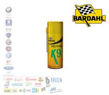 BARDAHL K9 SUPER LUBRIFICANTE SPRAY MULTIUSO RIDUCE ATTRITO E USURA 400ml 602029