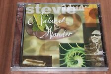 Stevie Wonder - Natural Wonder - Live In Concert (1995) (2xCD) (Neu+OVP)