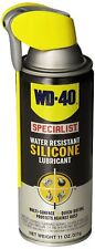 WD-40 Specialist Water Resistant Silicone Lubricant Spray 11 Oz