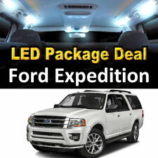 For 2003 - 2005 2006 Ford Expedition LED Lights Interior Package Kit WHITE 10PCS