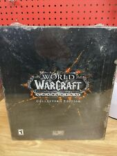 Blizzard World of Warcraft: Cataclysm Collector's Edition SEALED NIB TCG