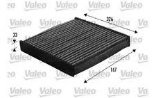 VALEO Filtro, aire habitáculo PEUGEOT 406 PORSCHE BOXSTER 911 CAYMAN 698748