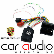 Porsche Cayenne 2007-2010 PIONEER Car Stereo Radio Steering Wheel Interface