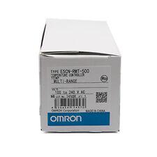 Omron Temperature Controller E5CN-RMT-500 100-240V AC 6 month warranty