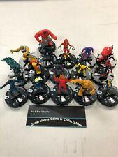 HEROCLIX Fantastic Four  Common Set #001-016