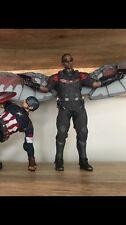 Capitán América Winter Soldier: Falcon Sexta Escala Figura Hot Toys