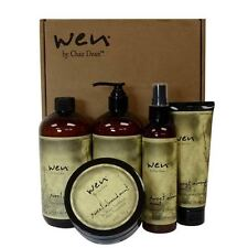 Wen Hair Care Chaz Dean 90 day Complete Kit Set Of 5 New & Sealed
