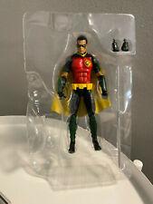 DC Multiverse Red Robin PRISTINE in bubble, unboxed Killer Croc wave figure
