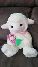 "Lamb Sheep Plush Stuffed Animal Toy Easter Gift super soft plush 11"""
