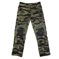 TMC2901 Green Tiger Stripe Tactical Trouser Combat G3 Long Pants Outdoor Camping