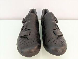 Shimano RX8 Carbon Gravel Boa MTB Cycling Shoes Black SH-RX800 Size 45 (US 11)