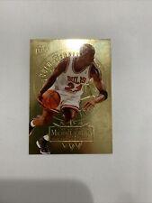 1995-96 Michael Jordan Fleer Ultra Gold Medallion SP Card #25