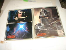 Battlestar Galactica lot of 2 vintage school folders 1979 vintage sci fi 420