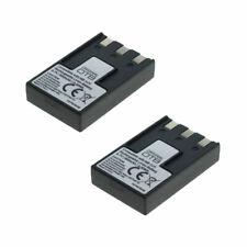 2x Akku für Canon NB-1LH NB-1L für Ixus 300 / 330 / 400 / 430 / 500
