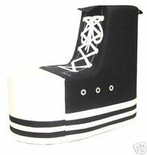Kids High Top Shoe Chair For Boys