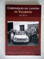 Chroniques du Canton de Villersexel - Michel Bregnard