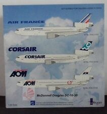 Inflight200 Corsair DC-10 1:200 Diecast Commercial Plane Model Airplane IF10102