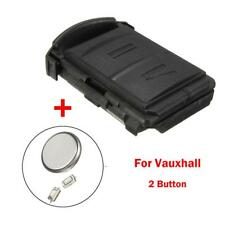 Pro 2 Button Key Fob Case Repair Kit For Vauxhall Opel Corsa Meriva hy#17