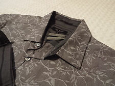 """TED BAKER Mens Shirt🌍 Size 2 (38"""" CHEST) 🌎 RRP £110+ 📮 FANTASTICALLY FLORAL!!"""