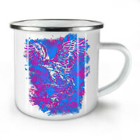 Colorful Beast Fantasy NEW Enamel Tea Mug 10 oz | Wellcoda