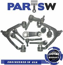 12 Pc New Suspension Kit for Expedition F-150 F-250 Control Arms & Ball Joints