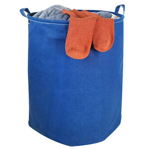 62L Laundry Bag - Clothes Washing Carrier Basket Sorter Water Resistant Lining