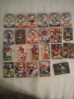 1997 Donruss Gold Leaf Rookie(9), Other Rookies include Stewart,McNair, Gonzalez