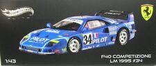 Ferrari F40 Compétition N° 34 Du Mans 1995